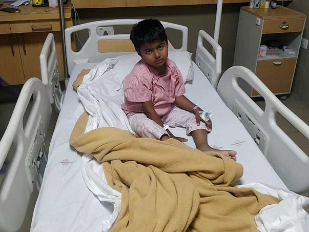 My 5 Years Old Son Is Struggling With Blood Cancer, Help Him