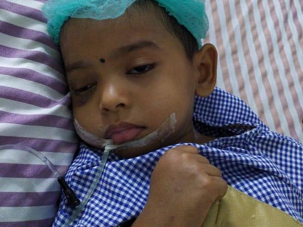 My Niece Is Struggling With Brain Haemorrhage, Help Her