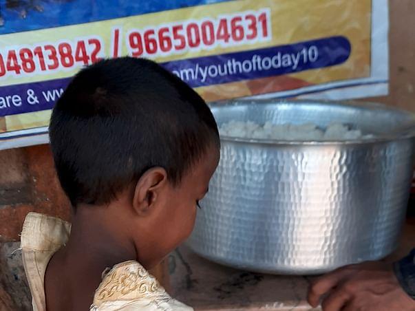 Help Amma's khana kitchen Serve Tribal & Needy People