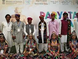 Support Folk Musicians And Dancers In Rajasthan