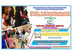 EK PAHAL, Health Project Uttarakhand India
