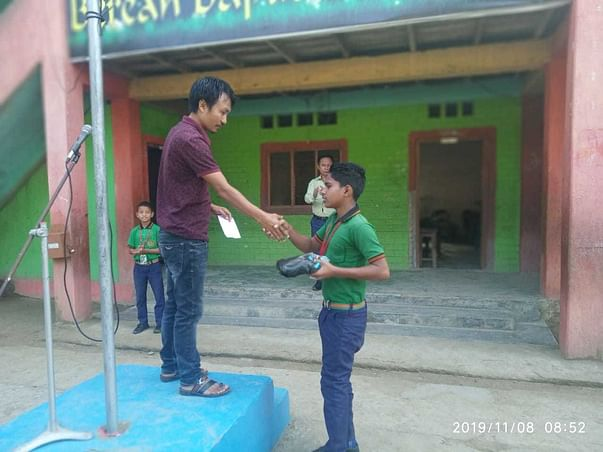 Help Q-sian Start a Foundation for Students Hostel
