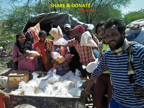 Help Us Feed The Underprivileged Amidst COVID-19 Crisis