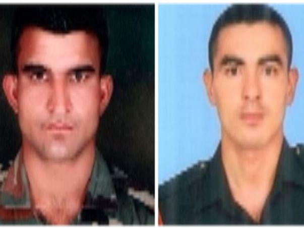 Help Handwara Martyrs' families
