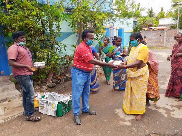 Help Unorganized Poor Workers To Get Groceries As Corona Relief...