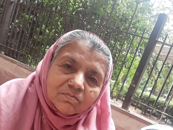 Help my mother Noorjahan bano for coiling surgery