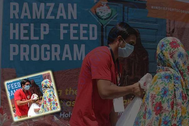 110 Help feed packets delievered in Bokaro,Jharkhand