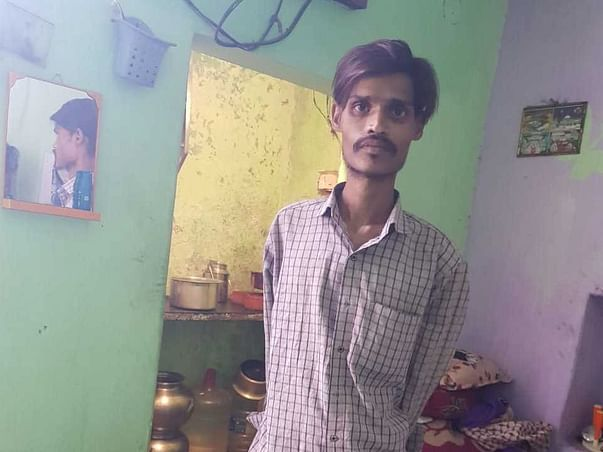 Help Farooq to fight TB and recover