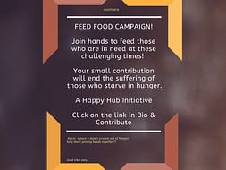 FEED FOOD CAMPAIGN