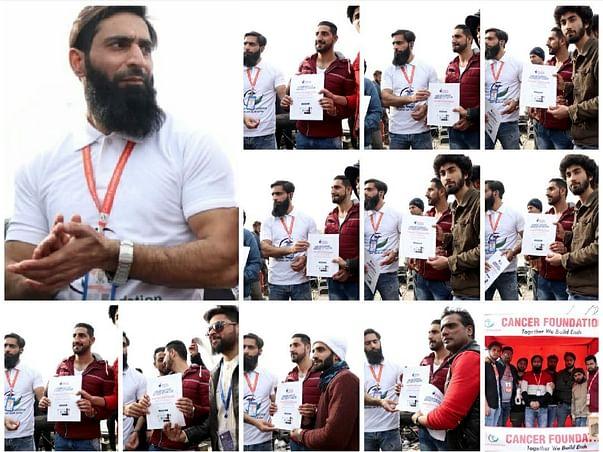 Support Cancer Foundation Srinagar Kashmir