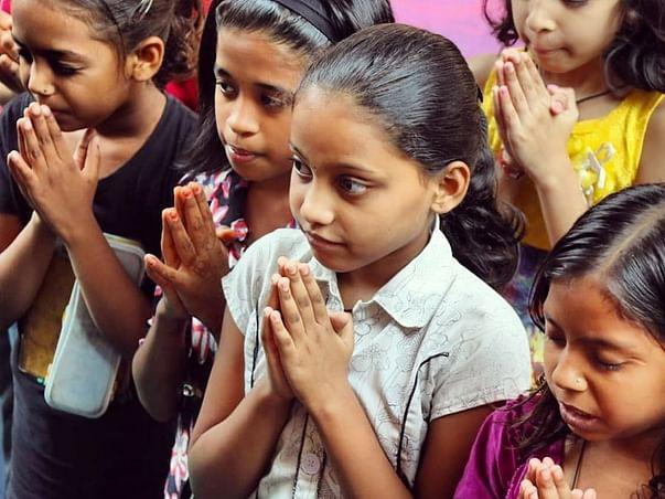 Support orphans survive COVID crisis