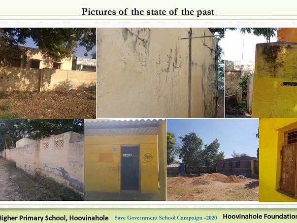 Help Us Transform A Village Govt School in chitradurga