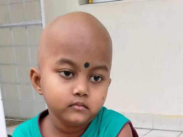 Help spoorthy fight cancer