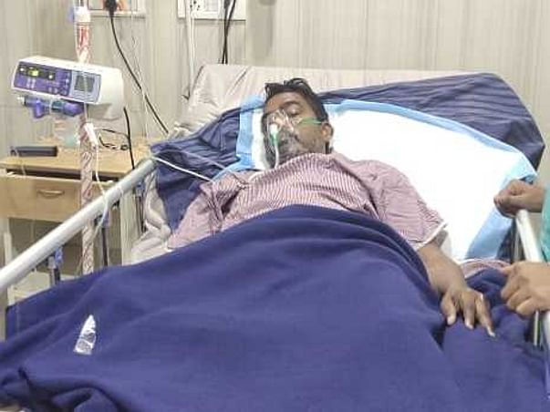 My friend's father Gangana Laxmi Narayana Goud is struggling with Cerebral venous thrombosis (CVT) (Blood Clot in Brain), help him
