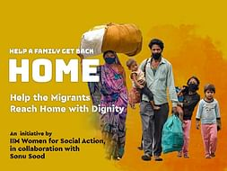 Help Migrants Reach Home with Dignity