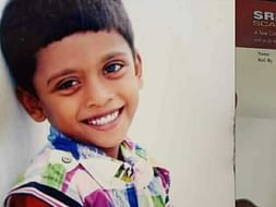 10 Years Old Eswar Kodali Needs Your Help To Fight For Liver Failure