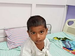 My son has blood cancer and need your help to survive
