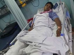 24 Years Old Md Arshad Needs Your Help Fight Road Traffic Accident (Multiple Injury)
