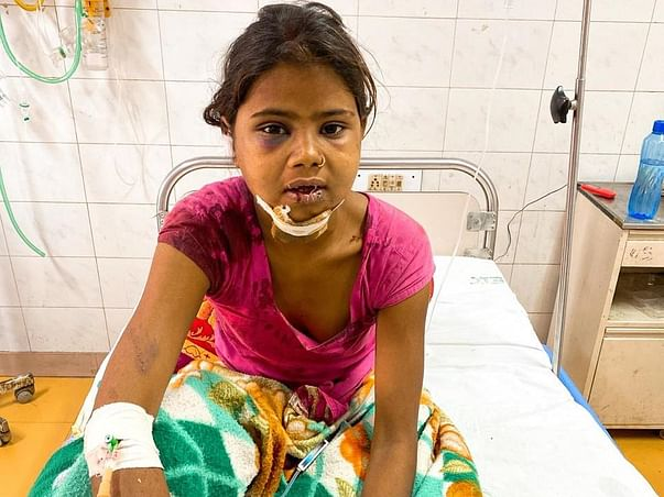 Offer A Helping Hand To Support Barkha's Treatment