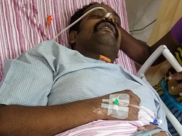 Support  M.DANIEN Recover from Brain Hemorrhage