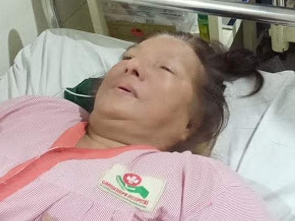 Help my mother who is suffering from GBS Syndrome/Paralysis.