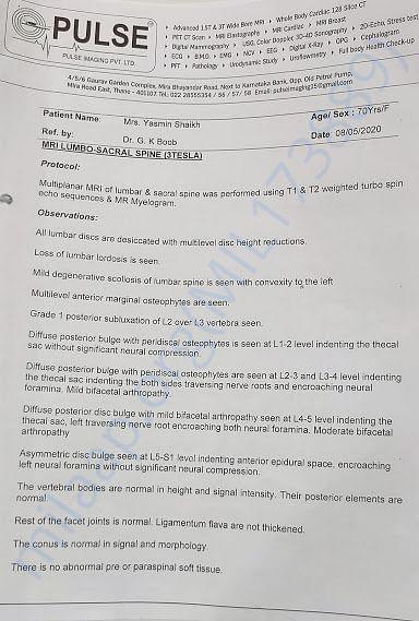 Hospital Reports