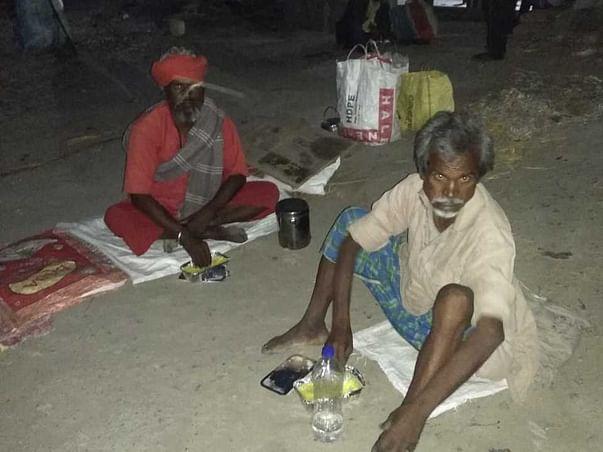 Help the needy