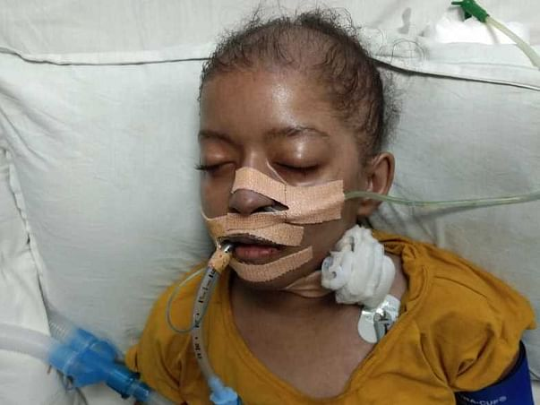 13 years old Kashish  needs your help fight Pneumonia