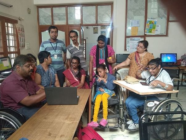 Life Skill Training for Intellectual Challenged Adults