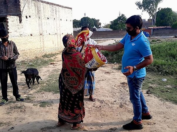 Support The Needy in Lucknow During COVID-19 Lockdown