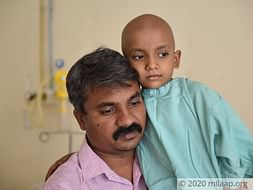 7 Years Old Yazhini Needs Your Help Fight Kidney Cancer