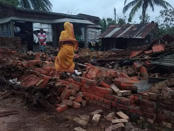 HELP THE AMPHAN VICTIMS OF WEST BENGAL
