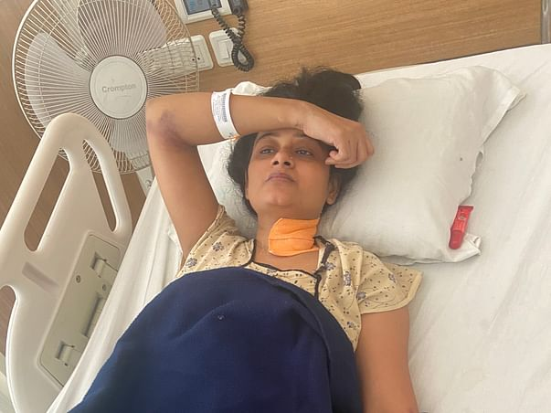 Help Kavitha Recover