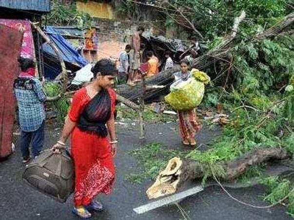 Help Amphan Cyclone Victims