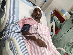 My Lecturer Srinivas Is Struggling With Accident (Head Injury), Help Him