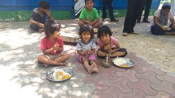 Discovered the World of Street Children