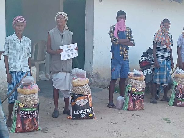 COVID-19 SAVE CHHATTISGARH Vulnerable PVTG Family