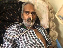 Help my father Sambasiva Rao fight Brain Haemorrhage