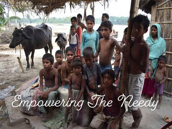 Empowering The Needy