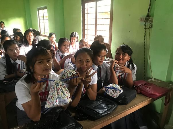 Help Donate Menstrual Kits to Adolescents & Migrant Workers