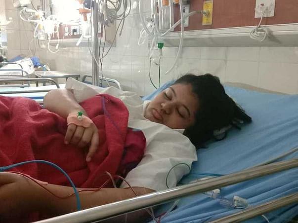 Help My Friend Tanaya