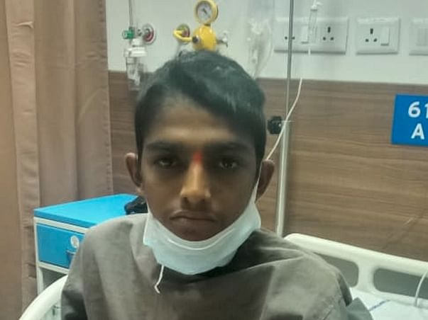 15 years old Manda Teja needs your help fight Fatty Liver