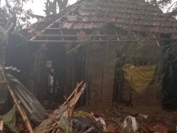 Support people affected by Cyclone Amphan in West Bengal
