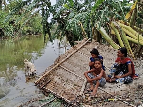 Please help rebuild Sundarban devastated by Amphan Cyclone