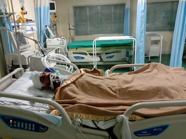 22 years old Smruti Ranjan needs your help fight  Brain Haemorrhage