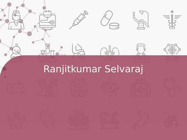 Ranjitkumar Selvaraj