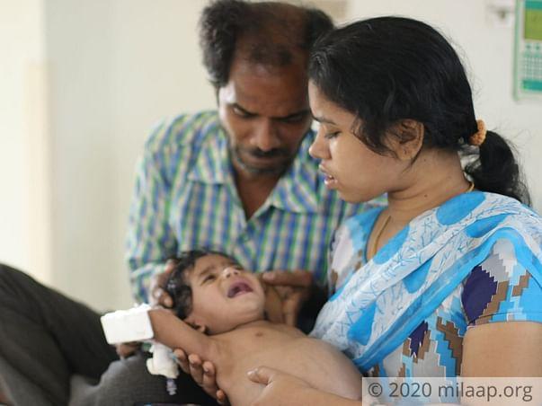 Help Jayanthu To Undergo Liver Transplantation