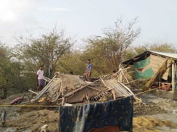 Milaap's Cyclone Amphan Relief Fund