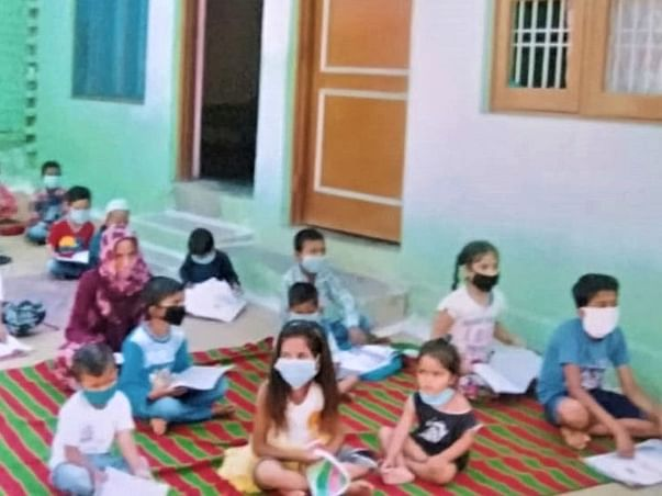 Education For Needy Children During COVID-19 Lockdown
