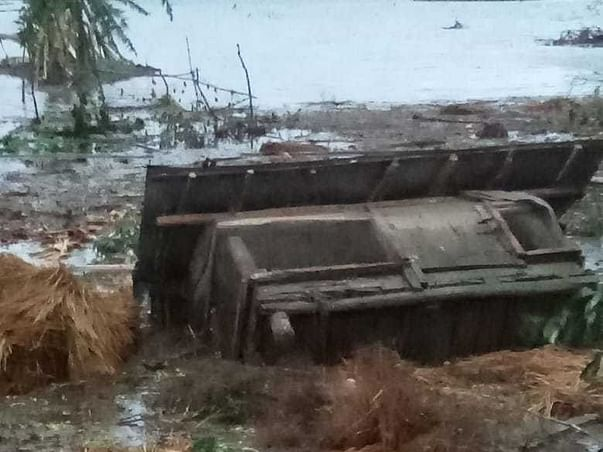Help cyclone AMPHAN affected people in Sundarban for Food, Shelter